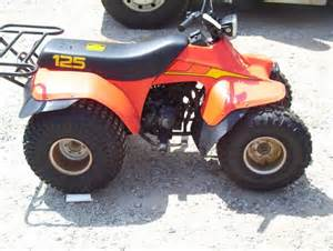 Suzuki 4 Wheelers 799 Suzuki Lt 125 Four Wheeler New Tires Lot 799