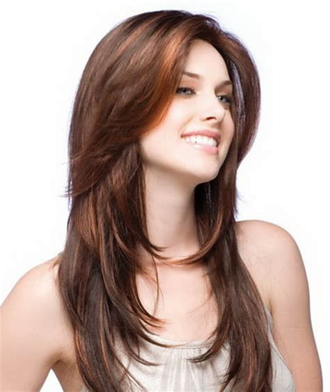 hair styles cut hair in layers and make curls or flicks haircut long hair layers