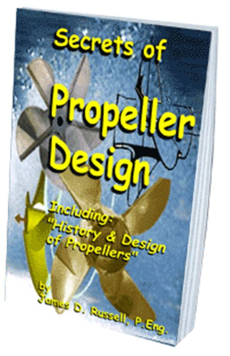 propellers and marine propulsion classic reprint books powerboat performance secrets and design details 6
