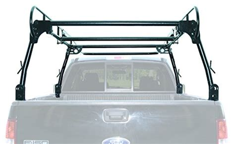 Buyers Ladder Rack by Buyers Products 1501200 Black Utility Ladder Rack