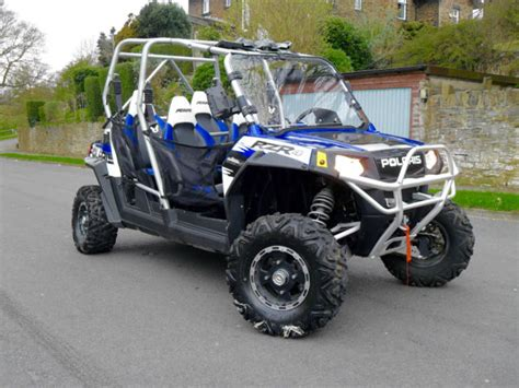rzr seats for sale polaris rzr 800 buggy 4 seater 2010 fully loaded road