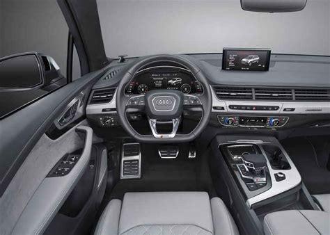 audi q7 diesel vs gas audi sq7 v8 tdi 435 cv newsauto it