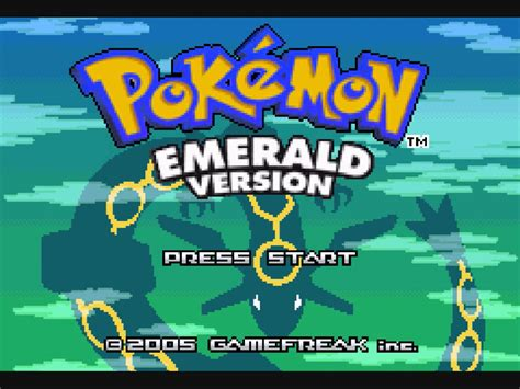 emerald rom for android pokemonemeraldrom