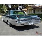 Custom 1962 Mercury Monterey S55