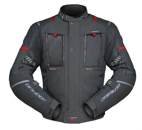 sport bike jacket product review dririder vortex sport jacket bike review