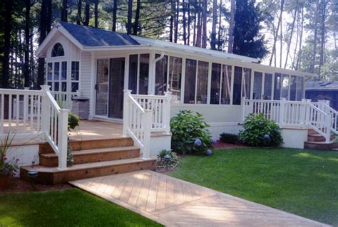 mobile home deck plans deck plans for a mobile home completely free