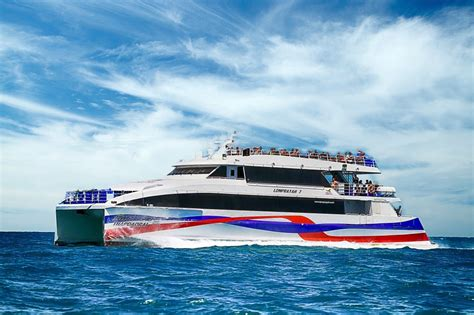 catamaran ferry tickets ferry bus ticket from phuket to koh samui lomprayah 500