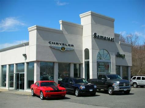 Chrysler Dealers Ma by Somerset Chrysler Jeep Dodge Ram Subaru Somerset Ma