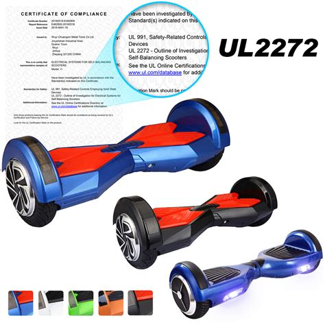 Hoverboard Smart Electric Scooter 2nd 8inch With Bluetooth Speaker ubetter 8 inch 2 wheels smart electric hover board self balancing scooter bluetooth hoverboard