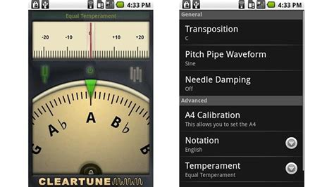 cleartune apk free 10 best guitar tuner apps for android android authority