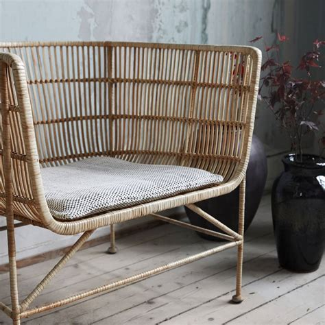 house doctor coon rattan chair living and co