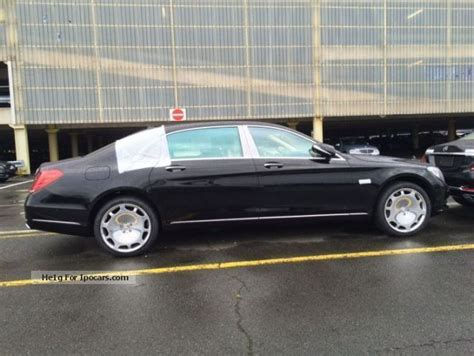 2012 maybach mercedes s 600 v12 car photo and specs