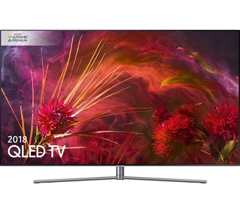 Samsung 65 Qled by Buy Samsung Qe65q8fnatxxu 65 Quot Smart 4k Ultra Hd Hdr Qled Tv Free Delivery Currys