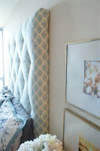 Diy Headboard Fabric 17 Best Ideas About Diy Fabric Headboard On A Headboard Headboards For Beds