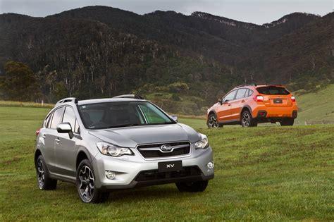 price of subaru xv 2012 subaru xv australian prices and specifications