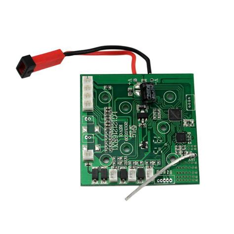 large remote capacitor transmitter ii circuit board receiver for 51cm big large 2 4ghz 4 5ch 6 axis gyro quadcopter ufo outdoor rc