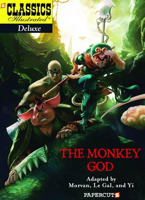 classics illustrated deluxe hc vol classics illustrated deluxe hc vol 12 monkey god atomic