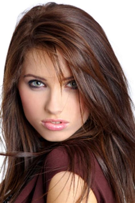 brown hair color with highlights ideas how to dye blonde and pretty brown color hair pinterest brown hair colors