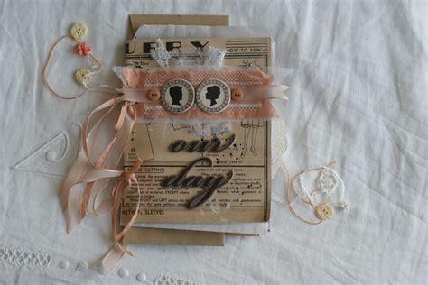 Handmade Wedding Scrapbook - a lovely handmade wedding scrapbook scrapbook ideas