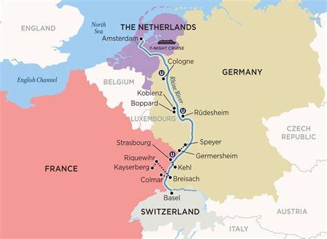 presidents cruise best of rhine river switzerland to castles on the rhine river cruise travel pinterest