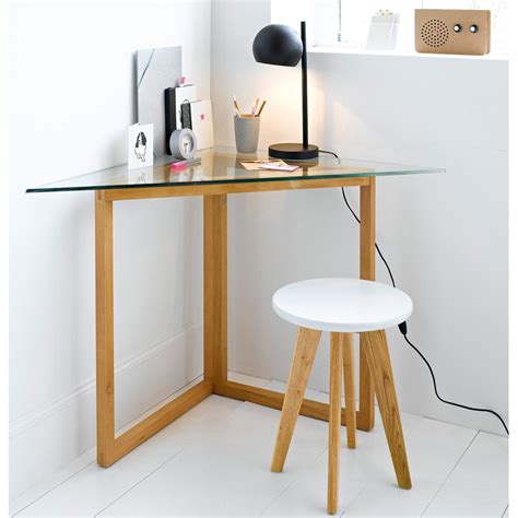 bureau ordinateur d angle bureau d angle appliques angles bureau et