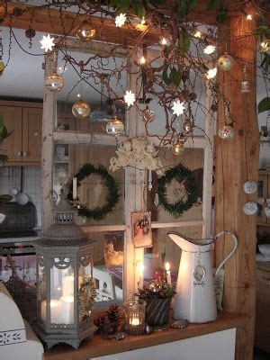 Weihnachtsdeko Landhausstil Fenster by Die Besten 25 Fensterl 228 Den Ideen Auf Au 223 En