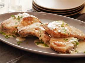 florence recipes smothered pork chops recipe tyler florence food network