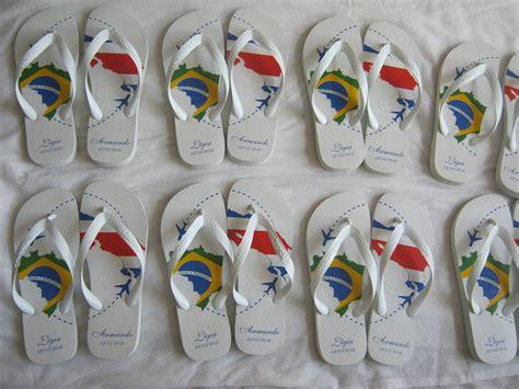 Brasil X Costa Rica Casamento Brasil X Costa Rica Marcla Chinelos E Brindes