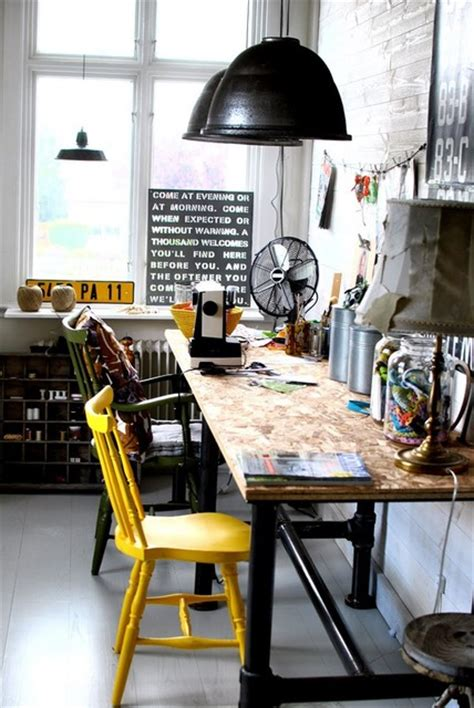 50 S Style Home Decor 50 interesting industrial interior design ideas shelterness