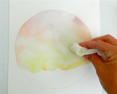 watercolor underpainting tutorial how to paint a night sky in watercolor two tutorials