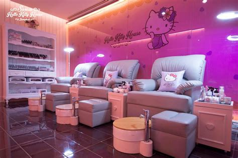hello kitty house sanrio hello kitty house bangkok sanrio society