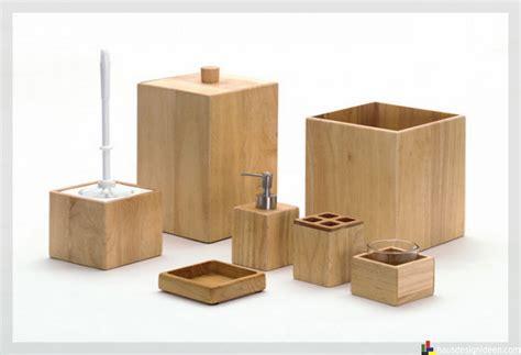 badezimmer ideen holz fantastisch badezimmer accessoires holz accessoires