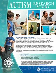 autism amp music therapy research study recruiting for