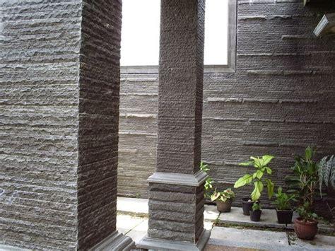 Center Batu motif batu alam kreasi batu alam