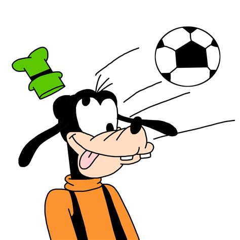 hitting a goofy hit by a soccer by supermarcoslucky96 on deviantart
