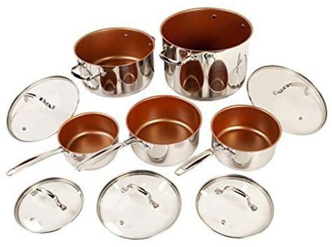 10 nuwave duralon 2 ceramic non stick 10 5 inch nuwave duralon ceramic non stick cookware 10 set