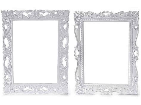 cornici per foto da appendere cornice in legno bianco da appendere 51 23 75 from