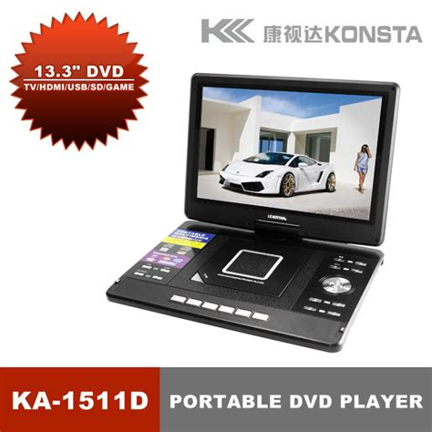 Dvd Player Ichiko Support Usb leadstar 14 quot portable dvd player with usb support 3d