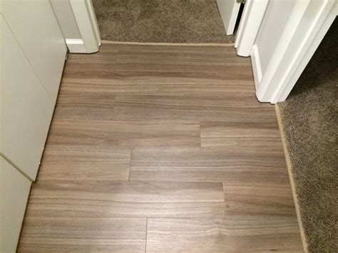 New Hallway Flooring