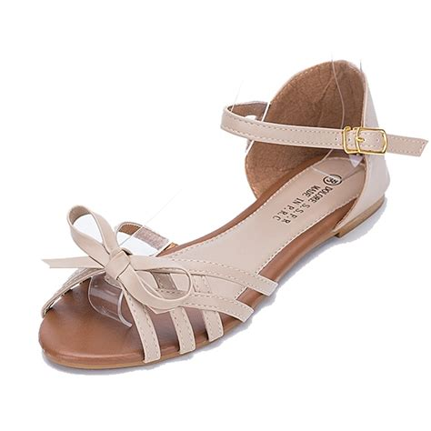 shoes for flat for quanxiu 2015 causal shoes summer flat metal plus size