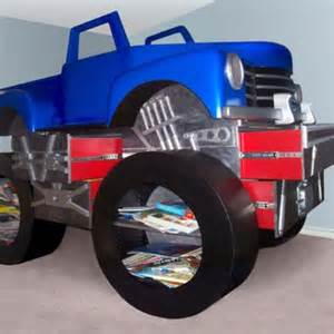 Custom Toddler Car Bed Made Truck Bed By Dst Studio Custommade