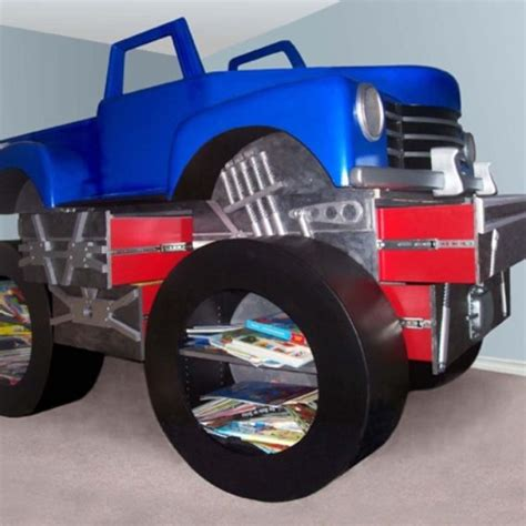 monster truck beds hand made monster truck bed by dst studio custommade com
