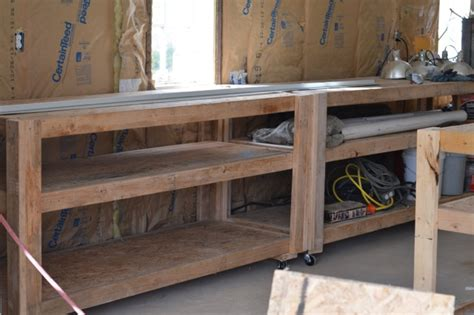 Garage Designs Free the most amazing awesome diy workbenches of all time in