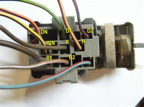 ford bronco ii headlight switch wiring testing bronco