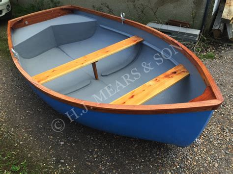 dinghy boat builders grp boatbuilding h j mears son boat builders