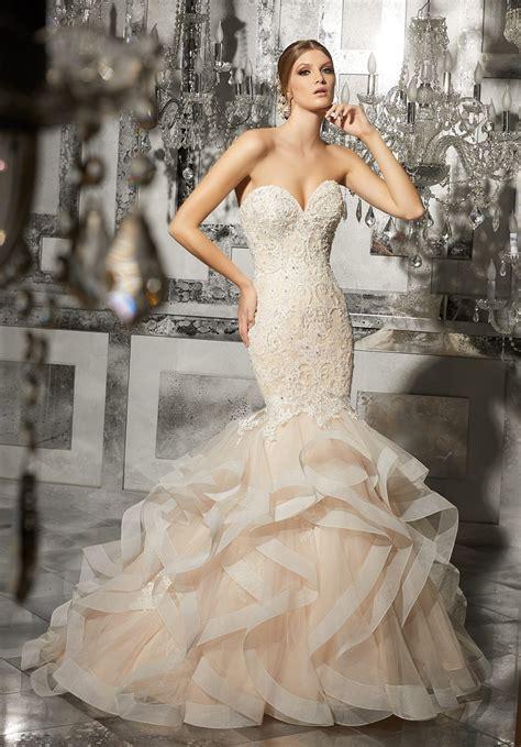 Wedding Dresses Mori by Mori 8172 Marguerit Wedding Dress Madamebridal