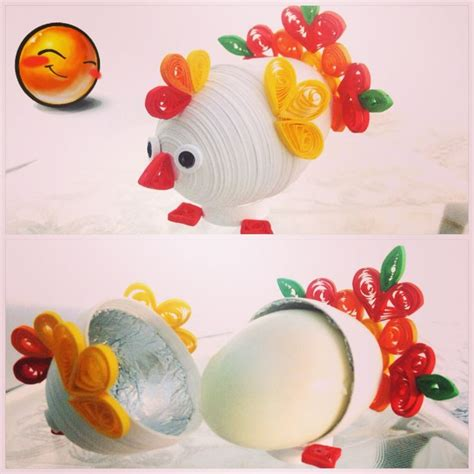 quilling egg tutorial 16 best images about quilled farm animals on pinterest