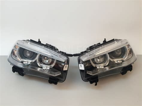 bmw headlights bmw x5 x6 x5m x6m series f15 f16 f85 f86 ahl xenon headlights