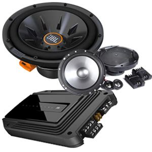 Speaker Aktif Mobil Merk Jbl paket audio mobil jbl new series berkualitas di audiomobilbsd