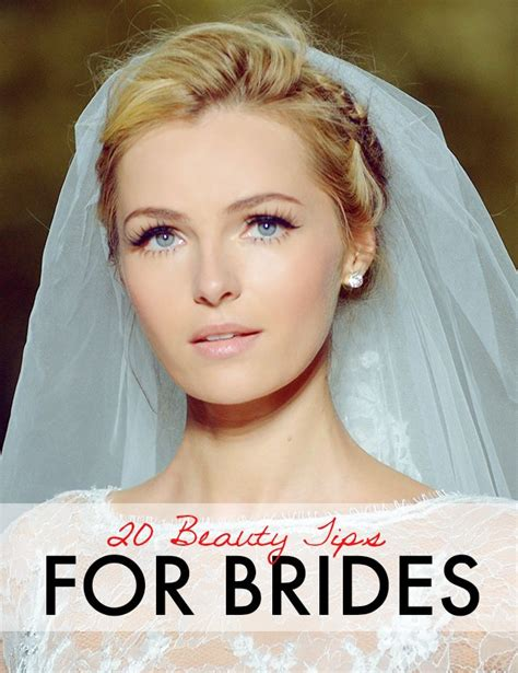 7 Makeup Tips For Your Wedding Day by 5 Tips For The Most Bridal Makeup